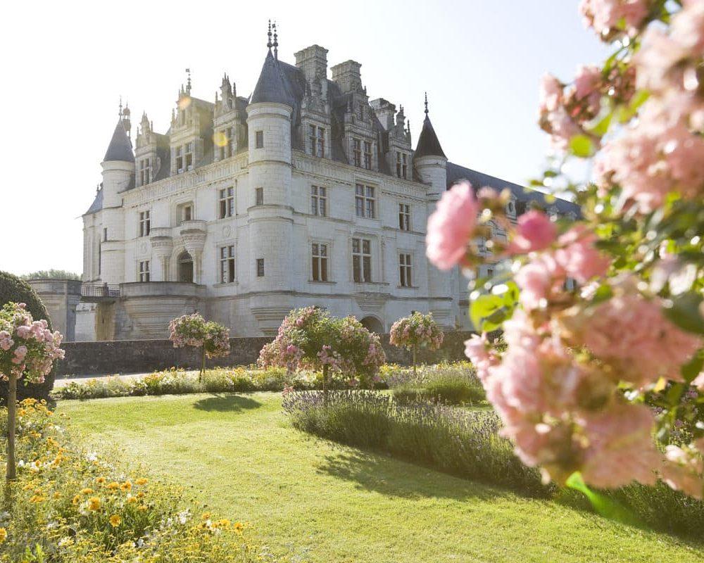 Château de Chenonceau, a coté de Tours, Restaurant Hotel de Charme, Le XII-Douze de Luynes, Loire Valley en Touraine, France. Credit Steven Fremont